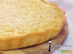 Pasta brisèe all'olio d'oliva Bimby