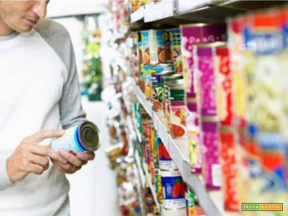 Consigli utili su come leggere l'etichetta degli alimenti