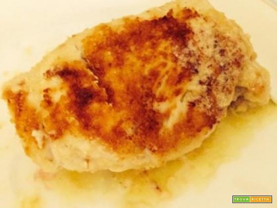 Ricetta involtini di pollo