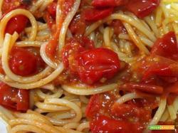 Ricetta spaghetti alla san giovannino