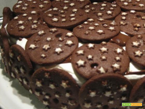 Ricetta Torta con i pan di stelle
