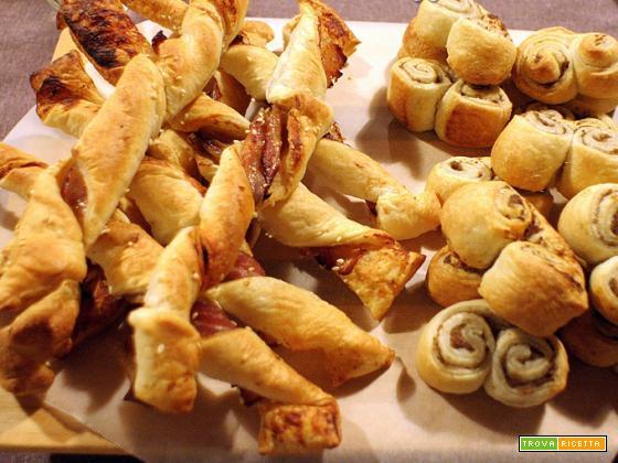 Ricette per antipasti veloci per feste - rustici