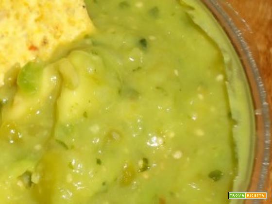 Ricetta per preparare la salsa guacamole