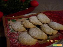 Biscottoni con marzapane