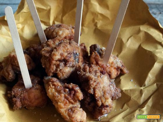 Pollo fritto all'americana