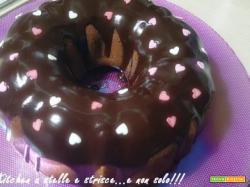 San Valentino's Surprise Cake di Gloria KitchenUSA
