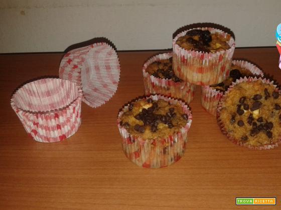 Muffin di pane