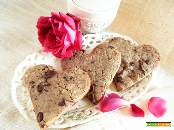 Biscotti-Cuore  GLUTEN FREE VEG