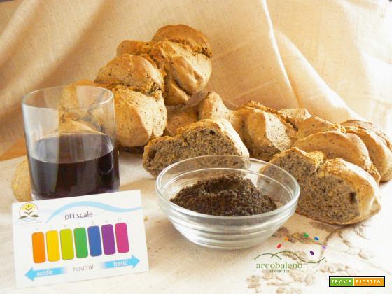 Pane con Farina di Semi di Canapa