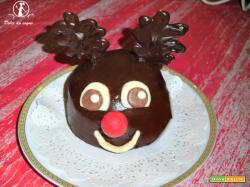 Rudolph la renna col nasone rosso