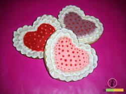 Cuori romantici per S. Valentino