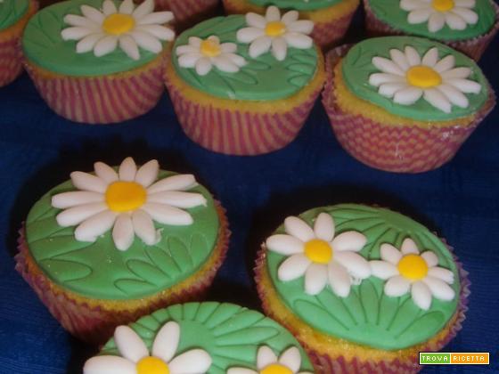 Cupcake primavera (gluten free)