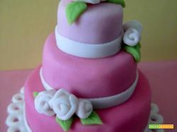 Mini cake di biscotti