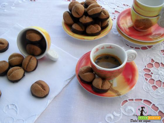 Biscotti al caffè (solubile)