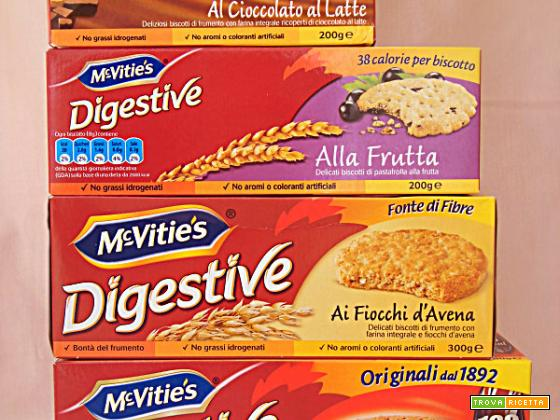 McVitie's Digestive