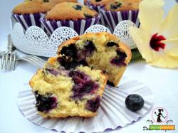 Muffin ai mirtilli