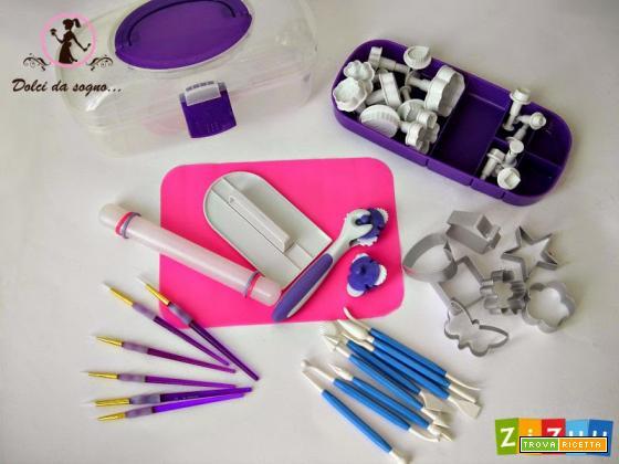 Strumenti per cake design - Tools for cake design