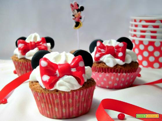 I cupcake di Minnie
