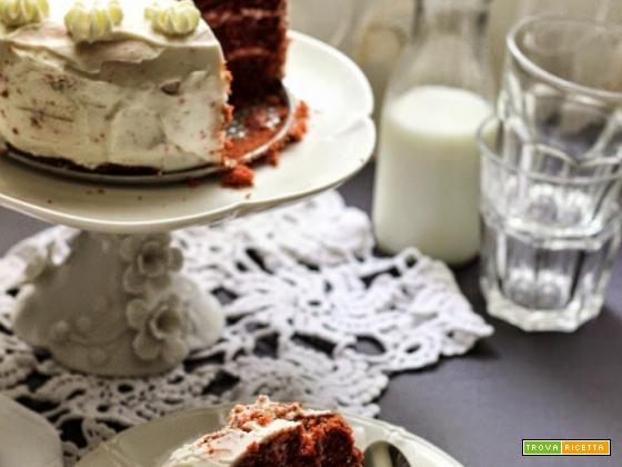 La consapevolezza di essere diversi: Red velvet e cupcake