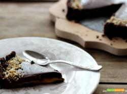 Chocolate caramel tarte