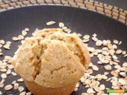 Muffin trionfo d'avena