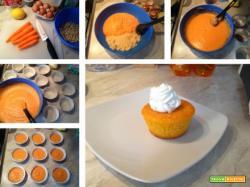 Tortini di carote