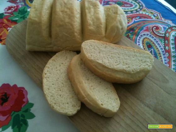 Baguette fatta in casa
