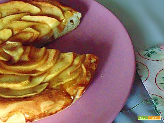 Crostata di mele all'acqua | Ricetta vegana