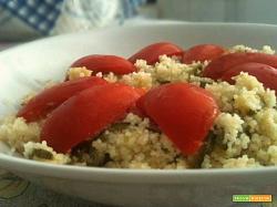 Cuscus vegetariano-ricetta estiva
