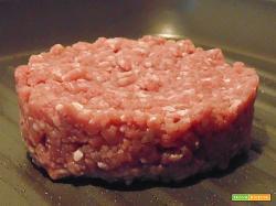 Hamburger al formaggio home made
