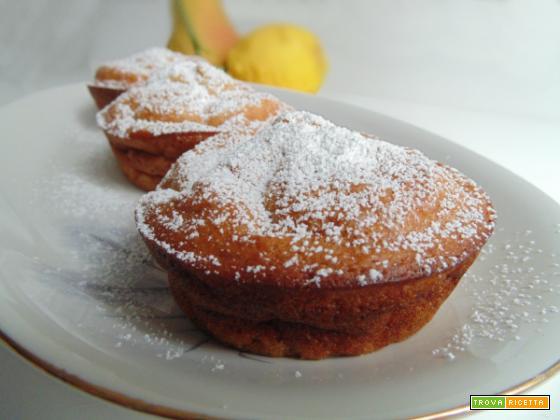 Muffins di pere light ricetta semplice