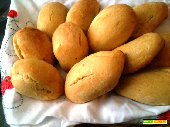 Pan canasta morbido e profumato| La cucina di Katy