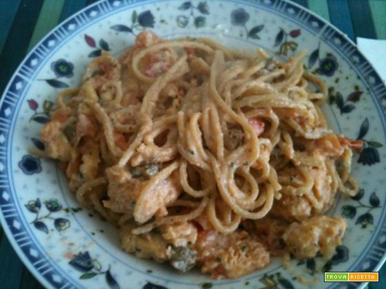 Spaghetti delicati | cucinare con il cuore