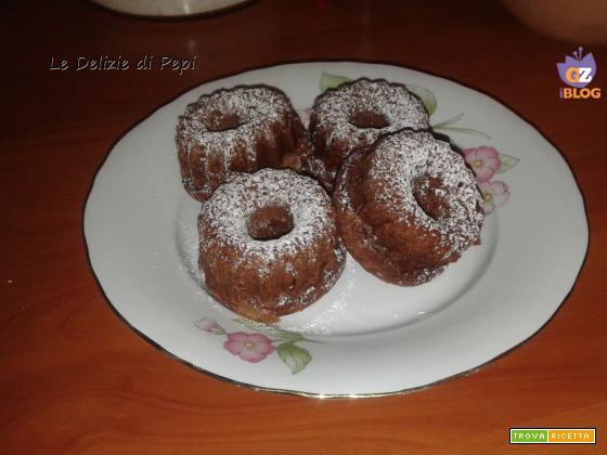 Ciambelline cacao e cocco