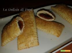 Crackers dolci ripieni