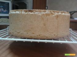 Pan di spagna (senza lievito)
