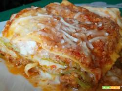 Lasagne al ragù dal Gusto Ricchissimo [Ricetta Bimby]
