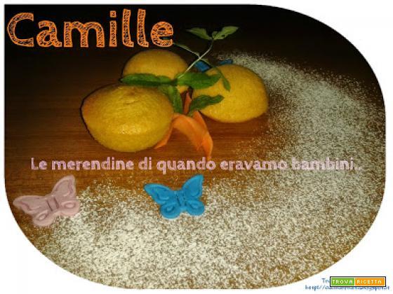 Camille.. le Merendine di quando eravamo bambini!