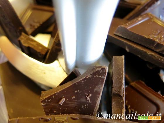 Cioccolata calda in tazza!