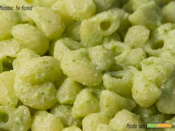 Pasta con zucchine cremosa e leggera