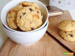 Biscotti al kamut soffiato