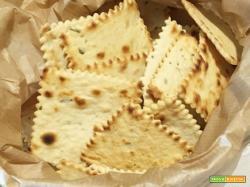 Cracker di Piadina della Mamma