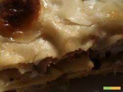 Senza Bimby, Lasagne di Lenticchie