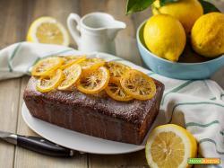Plumcake al limone (Lemon Loaf)