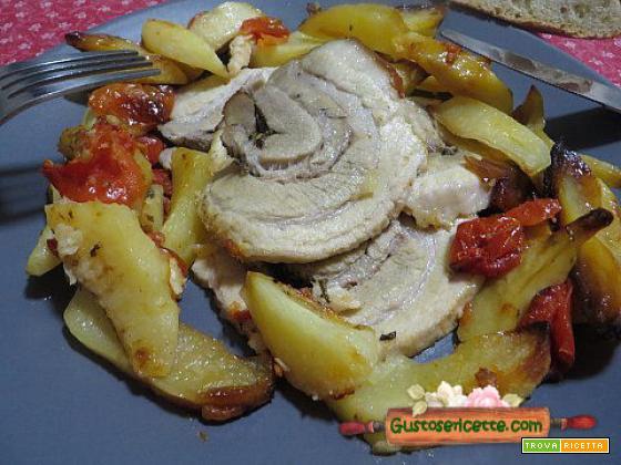 Porchetta al forno