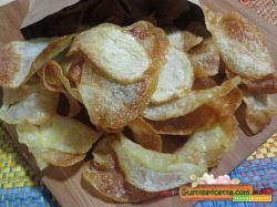 Patate fritte con ricetta di Bonci