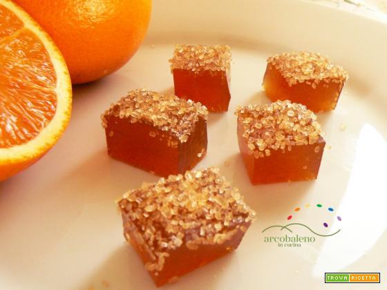 Come fare le caramelle gommose alla frutta!
