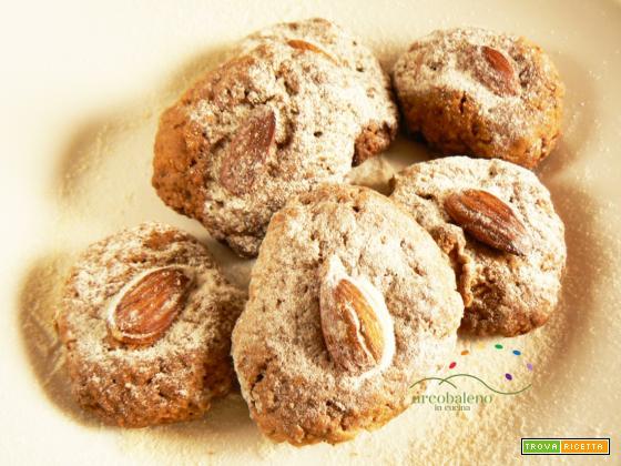 Biscotti con farina di Castagne e Polpa di Zucca gialla