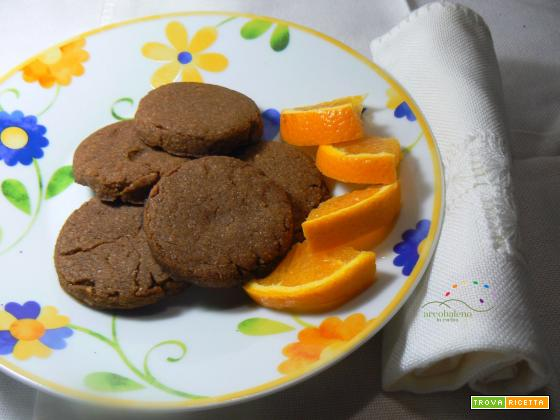 Biscotti Vegan con Farina di Ceci Bio
