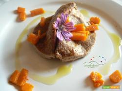 Frittatona al forno con Farina di Castagne e ricotta di Pecora